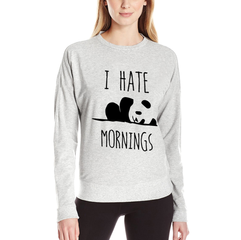 sweatshirt panda endangered sweat