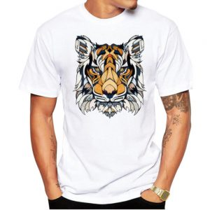 tiger tshirt endangered specie clothing