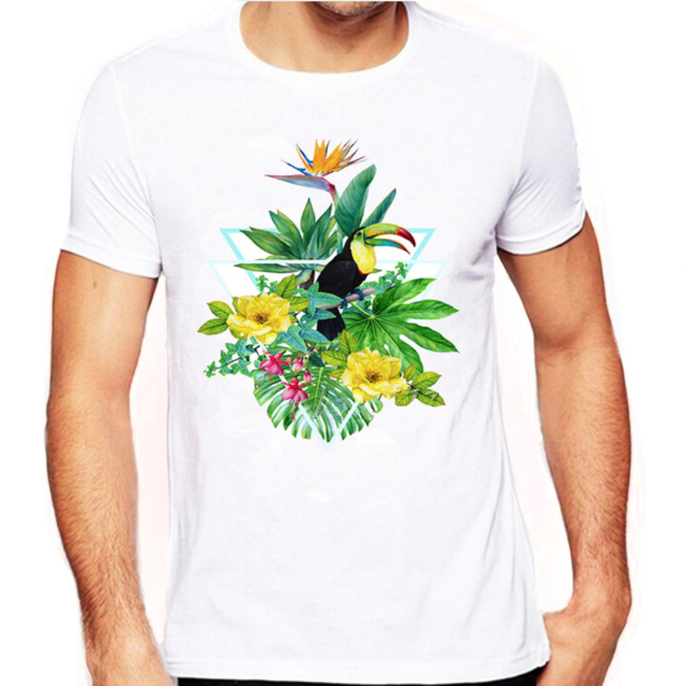 toucan tshirt chill t-shirt